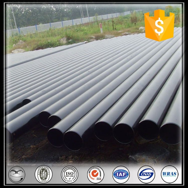 cement lined ductile iron casting pipe specificatin
