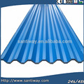 CE certificated 0.6mm zinc coat roofing sheet made in china