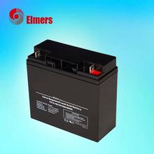Huzhou sealed 12v18ah MF battery