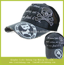 2013 fashion summer hats new style print mesh cap