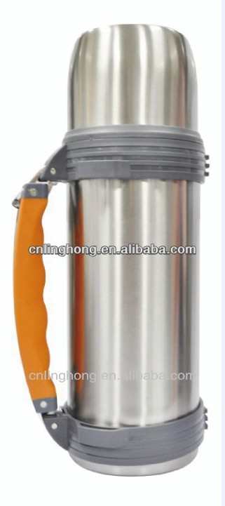 Newly Design Double-wall Stainless Steel Water TRAVEL Bottle