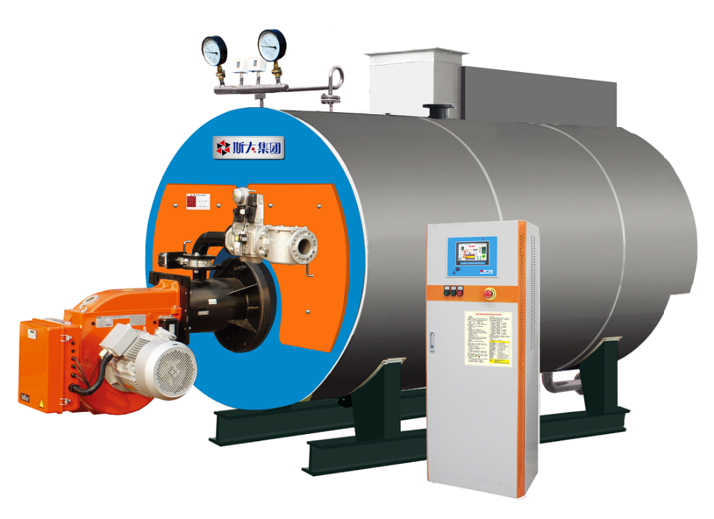 GAS / OIL fired steam boiler,condensing,energy-saving,economic boiler,themal efficiency 98%
