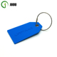Free samples high quality custom travel accessories PVC luggage tag