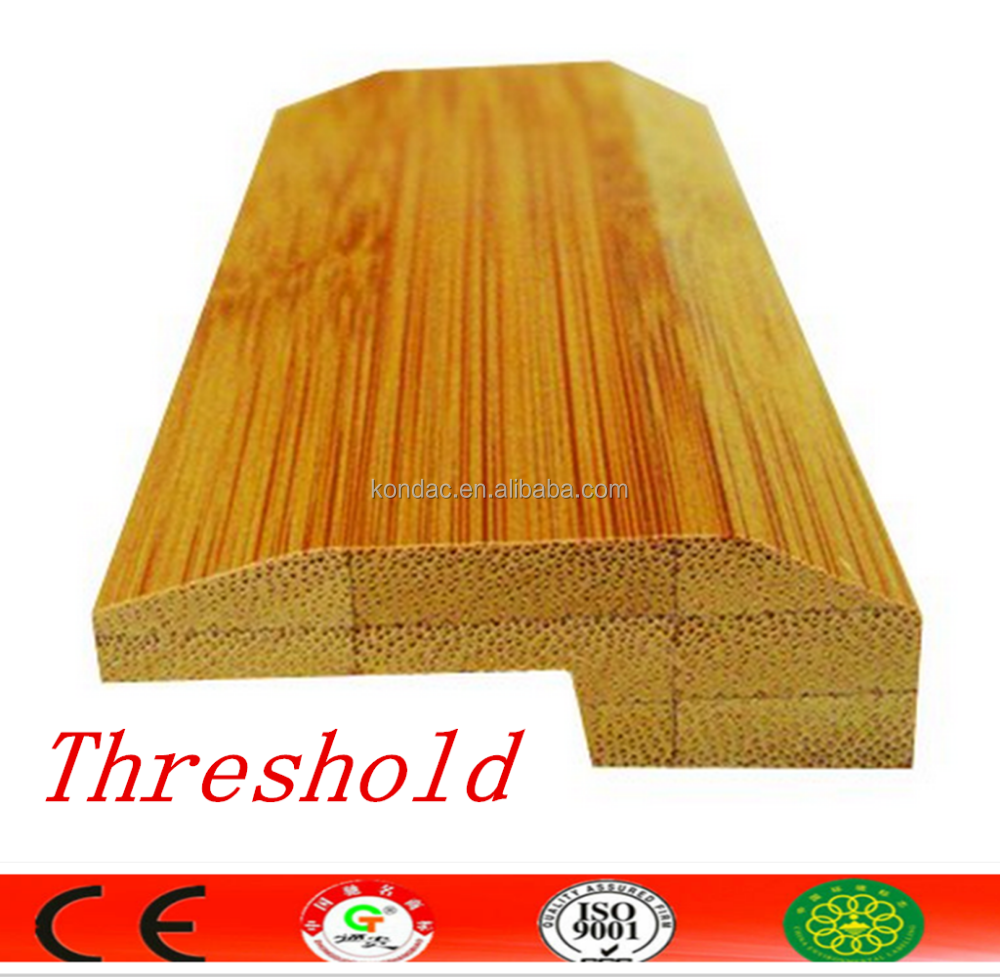 Eco friendly bamboo flooring accessories flooring trims for Eco friendly bamboo flooring