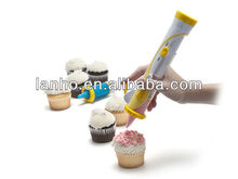 NEW FROSTING DECO PEN DECORATING CAKE COOKIE CUPCAKE ELECTRONIC