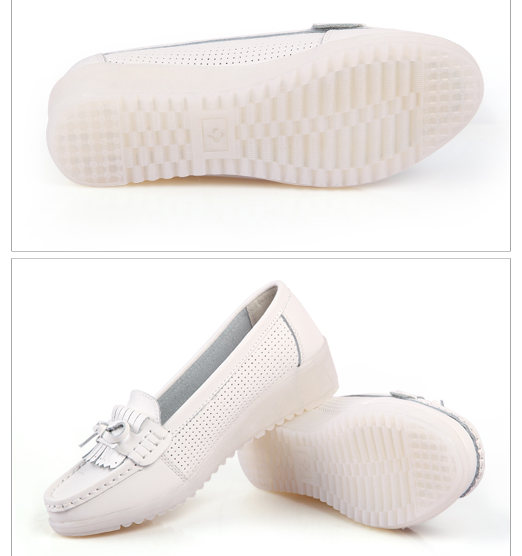 DALIBAI Best Selling Laboratory Comfortable Safety Wholesale Nurse Shoes Slip-on Clean Room Shoes