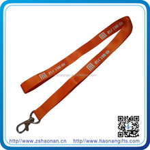waterproof id and colorful heat transferred lanyard for alibaba customer from gold supplier