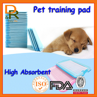 High absorbent pet training pad puppy pad with best price pee pad for dogs