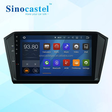 Wholesale Price Android 5.1.1 Quad Core Car DVD Player for 1 Din Volkswagen Passat B8 with OBD 16G 1024*600
