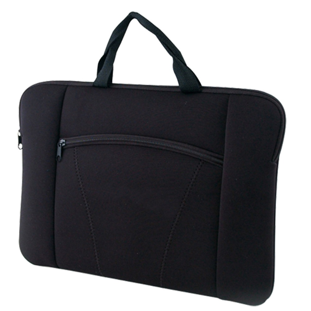 Deluxe smart Neoprene Laptop Sleeve Case fit for 15 inch laptop bag