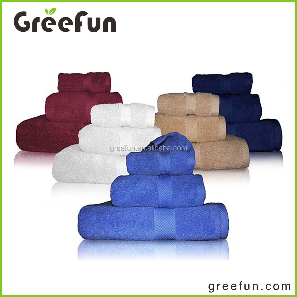2017 luxury multi color 100% cotton hotel bath towels wholesale egyptian cotton low cost 100% cotton towel hotel