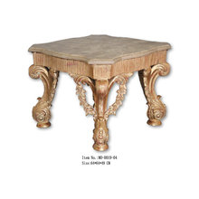 French style antique reproduction square coffee table