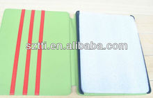 2014 new product hot selling leather case for ipad2/3/4 from shenzhen factory