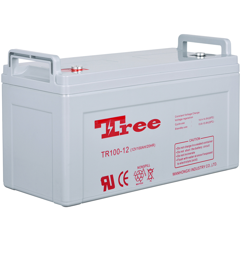 Free Maintenance storage battery 12v 100ah deep