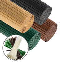 bamboo fencing bamboo slat outdoor bamboo screen fence