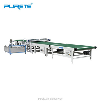 High quality sophisticated Woodworking UV Curtain coater