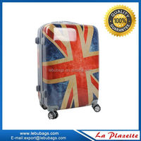 4 wheels 3pcs sets of 20''24''28'' portable cabin travelling luggage