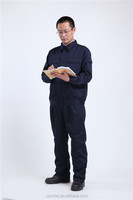 Black FR Military Coverall/Fashion Military WorkWear/Policeman Clothing