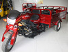 Three wheel cargo motorcycles/200CC cargo tricycle