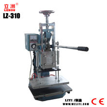 LZ-310 Manual Hot Foil Stamping/Embossing Machine