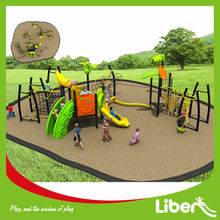 China Wenzhou Kids Playground Equipment for Outdoor Games