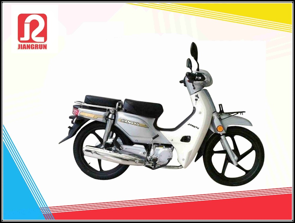 100cc cub motorcycle / Dayang C100 motorcycle with pedal with unique design-----JY110-54