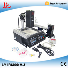 Cheanp BGA chip repair machine IR6000 V.3 BGA reball station, also have 6500