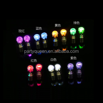 Fancy LED flashing earring for party girls