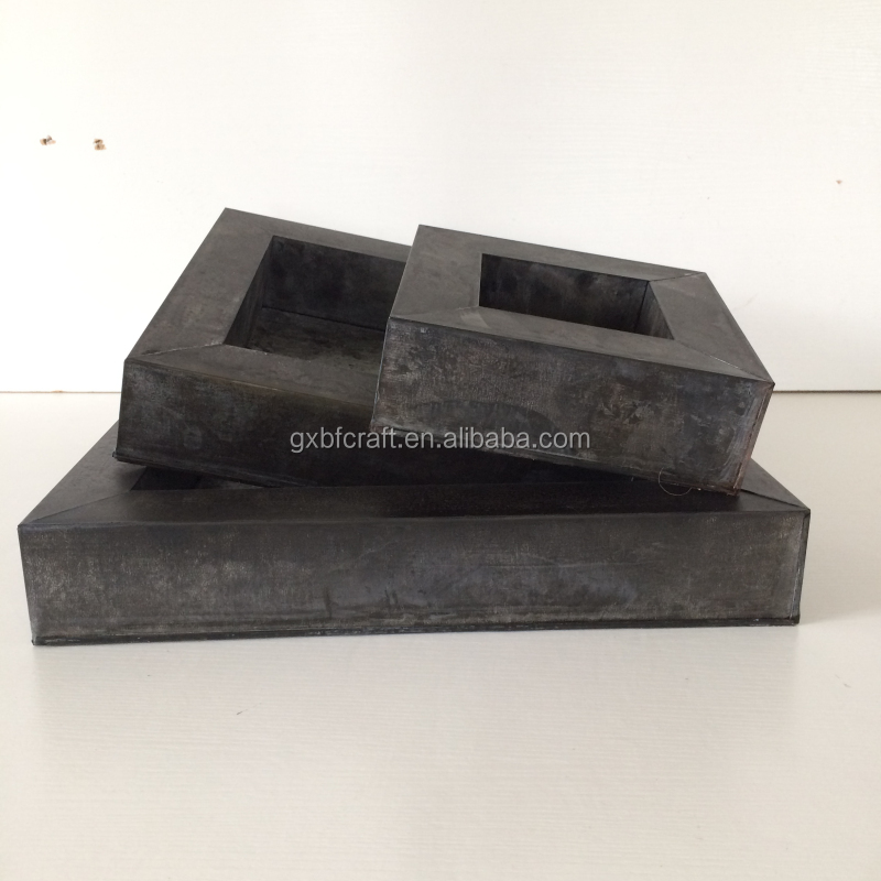 Zinc Rectangle Planter, Zinc Rectangle Planter Suppliers and ... on square aluminum planters, square iron planters, square stone planters, square brass planters, square outdoor planters, square tin planters, square terracotta planters, square fiberglass planters, square lead planters, square plastic planters, square white planters, square garden planters,