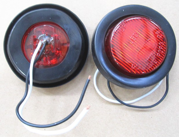 European type daewoo lanos fog lamp