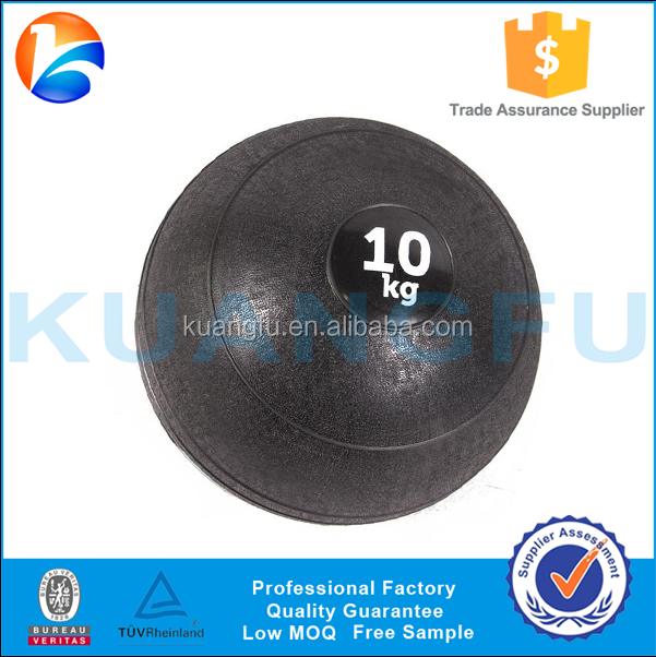 Gym adult rubber exercise slam ball