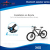 Led Bicycle light with Bluetooth Speaker