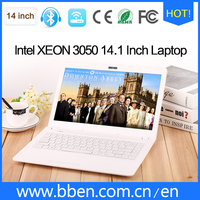 Wholesale 14 INCH Dual Core Laptop Computer Cheap Mini PC netbook for kids family 3G WIFI HDM RJ45 port