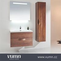 Wall Mount Bathroom Vanity Sink And Toilet Sets Vintage Bathroom Cabinet With Led Mirror
