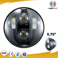 "5.75"" Harley Led headlight davidson led headlight 5.75"" round led headlight for Motorcycel"