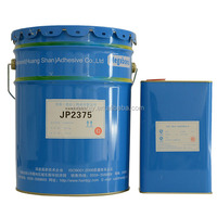 Polyurethane main raw material and packaging use heat resistant boiling type two component adhesive glue