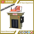 China Quality Made Clicking Press Canvas Shoe Making Machine