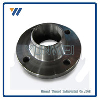 Flat Face 304 DIN2576 Flat for Long Weld Neck Flange Dimensions