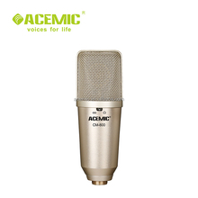 ACEMIC CM-800 Professional high quality large diaphragm instrument recording condenser microphone