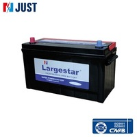 2015 High Quality Germany Standard 12v 100ah mf car Battery for factory