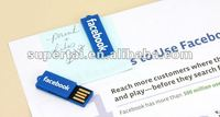 Best Prmotional gift Credit card USB Flash Drive free Sample/bulk