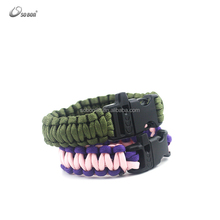 factory directly sales pure handmade emergency outdoor climbing 450 550 paracord wholesale