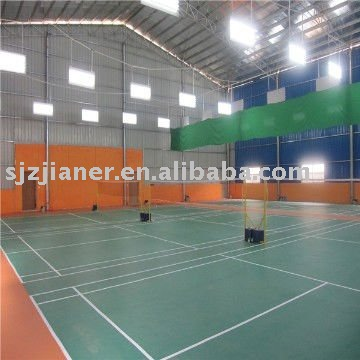 Badminton Sports Floor/PVC Roll Plastic Sports Flooirng
