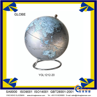 Customized beautiful world globe YGL1212-20