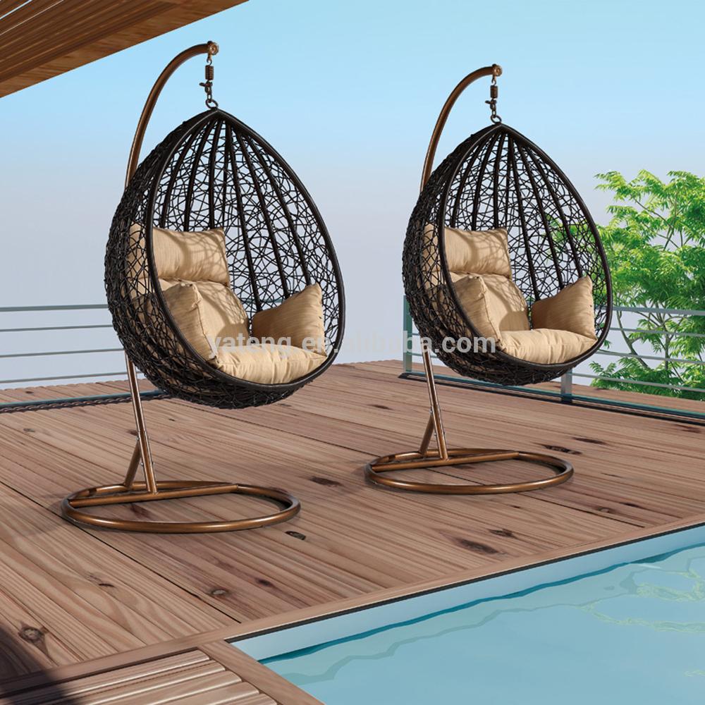 Neue design outdoor freizeit terrasse h ngenden schaukel for Design stuhl leisure