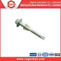 Steel self-drilling screw with wing , wing screw