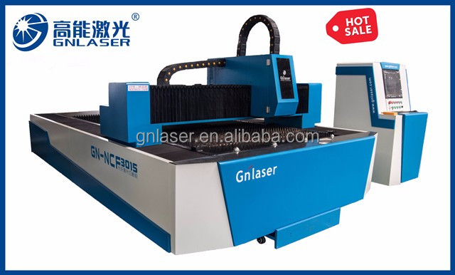 3000*1500mm CNC Fiber Laser Cutting Machine 6mm sheet metal fast cutting equipment