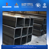 40x40 BLACK STEEL WEIGHT MS SQUARE PIPE