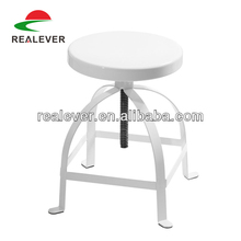 New Design Four legs Metal bar stool height adjustable bar counter stool