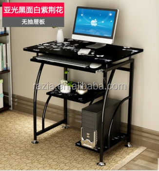 I-shaped modern executive desk simple office table design computer workstation furniture